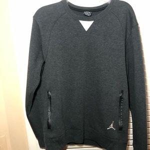 Men's Jordan Crewneck Sweatshirt Size L